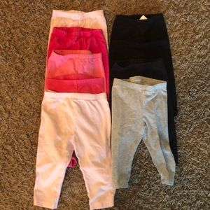 Baby girl 12 month leggings